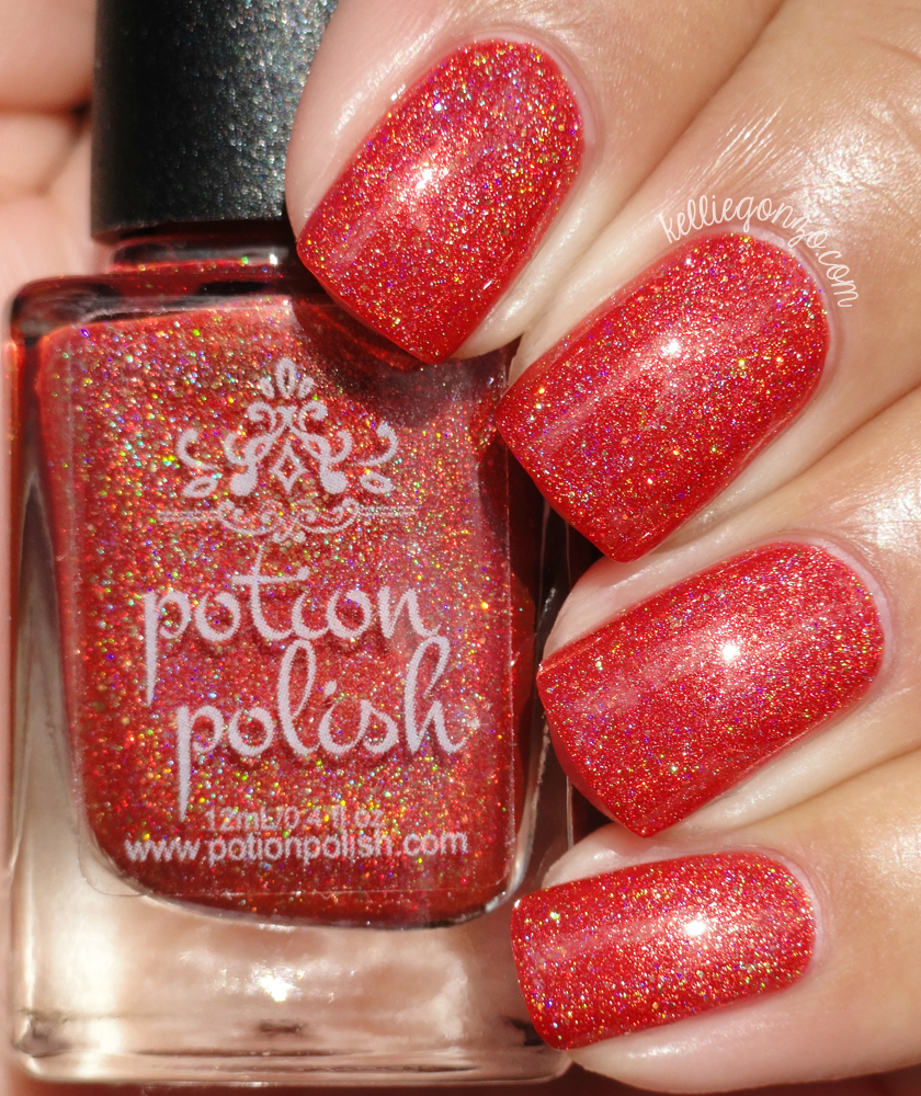 Potion Polish Pumpkin All The Things