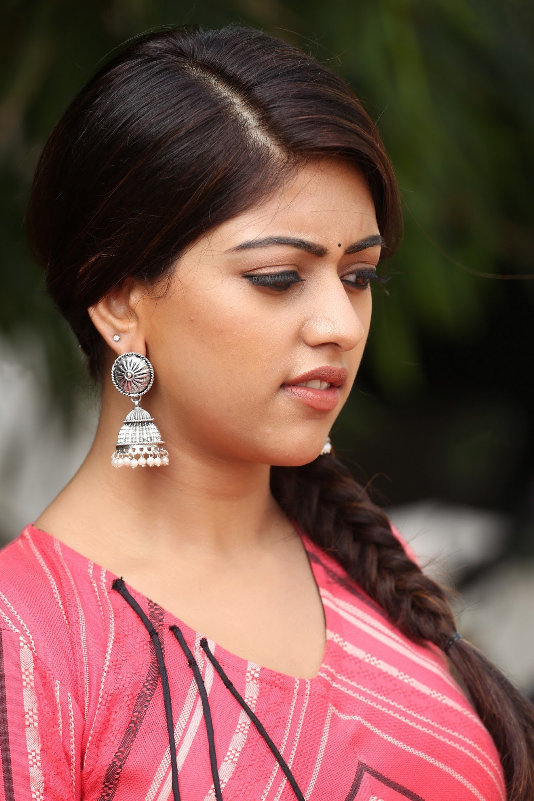 Beauty Galore Hd  Beautiful Anu Emmanuel Hd Photos-7539