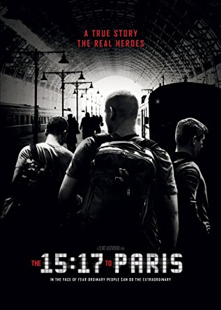 The 15:17 to Paris [2018] [DVDR] [NTSC] [CUSTOM HD] [Latino]