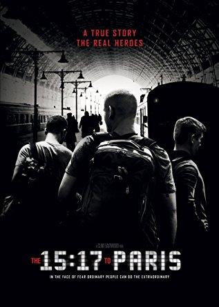 The 15:17 to Paris [2018] [DVDR] [NTSC] [Latino]