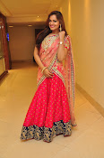 Aswhini latest sizzling half saree pics-thumbnail-3