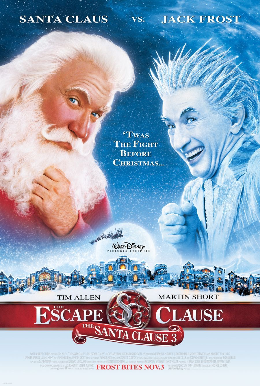 """Movie Review: """"The Santa Clause 3: The Escape Clause"""" (2006)"""