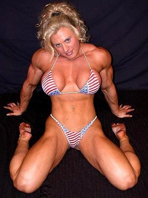 female bodybuilder milf