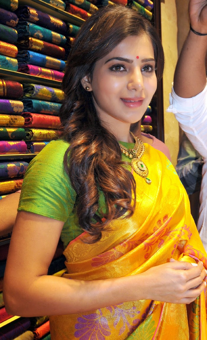 120+ most beautiful images of samantha ruth in saree pic will really