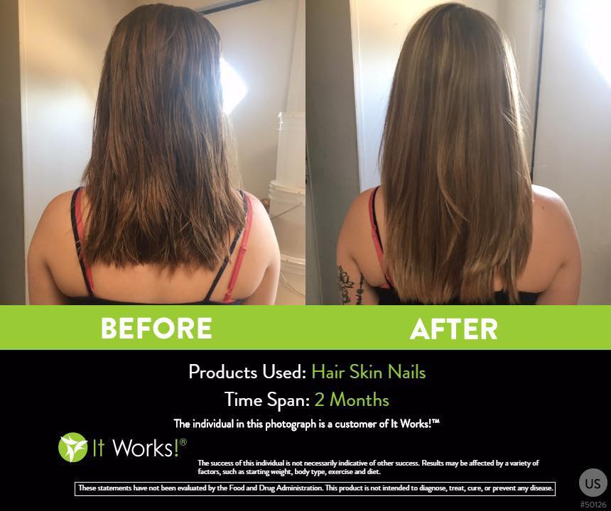 Take A Look At Some Of The It Works Products Reviews In Pictures