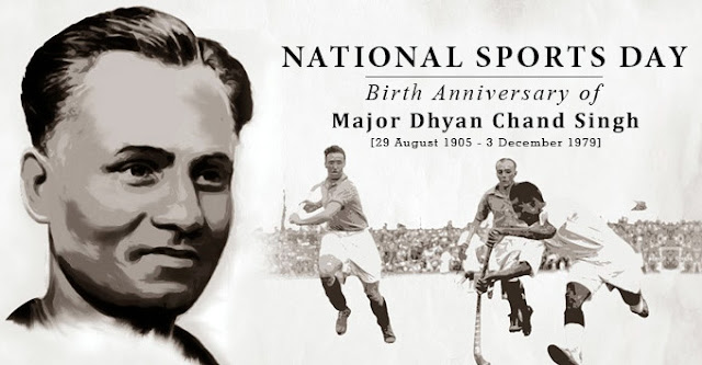 Importance of national sports day