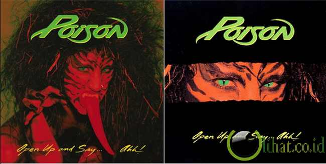 Poison – Open Up and Say...Ahh!
