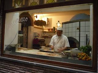 pizza - Três ótimas pizzas em Roma
