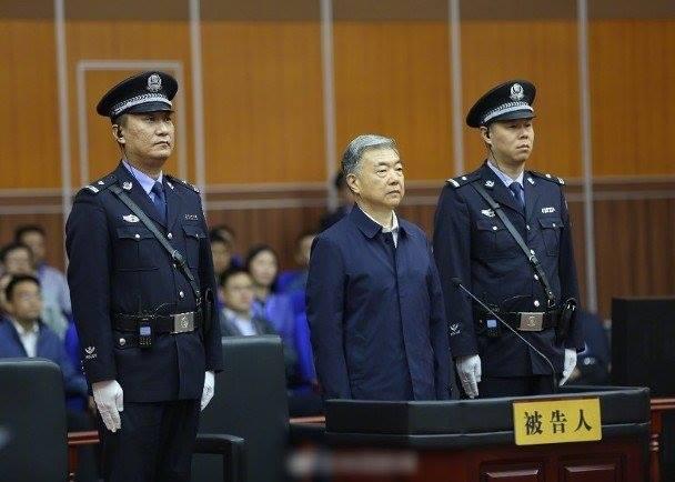 Vương Tam Vận trước tòa