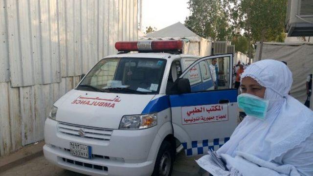 Innalilahi, Jamaah Haji Indonesia Tertabrak Mobil Ketika Menyeberang Di Jalanan Madinah