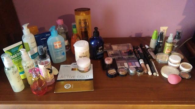 Co zawiera moja kosmetyczka? Wyzwanie Trusted Cosmetics