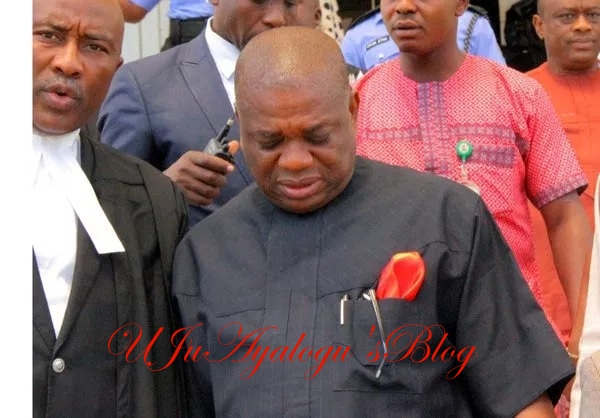 Former Cashier To Orji Kalu As Governor Explains How Funds Were Diverted From State Accounts