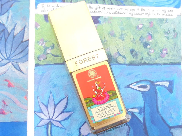 Forest Essentials Advanced Soundarya Age Defying Facial Serum Review