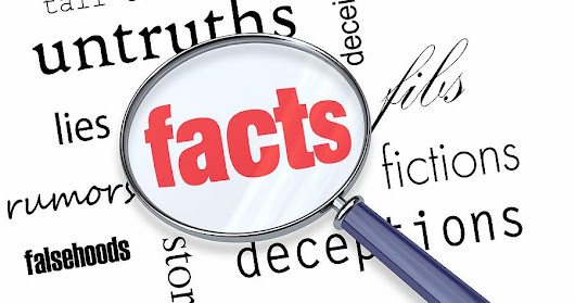 Kate and Gerry McCann: Forget the Facts - Focus on the Fallacies