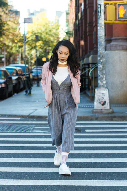 sade spence entertainment reporter style blogger