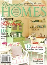 Romantic Homes, September 2011