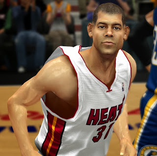 NBA 2K14 Shane Battier Cyberface Mod