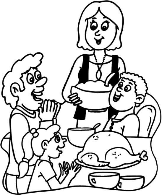 Imagens Para Pintar Famílias Cantinho Do Educador Infantil