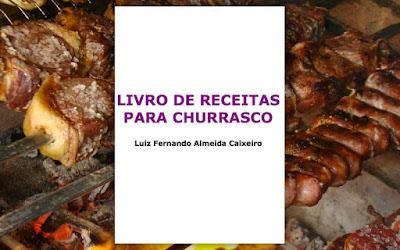 Livro De Receita Para Churrasco Com Fotos