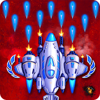 Tải Game Space X Sky Wars of Air Force Hack Full Tiền Vàng Cho Android