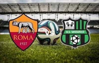 مشاهدة مباراة روما وساسولو بث مباشر اليوم 18-5-2019 في الدوري الايطالي