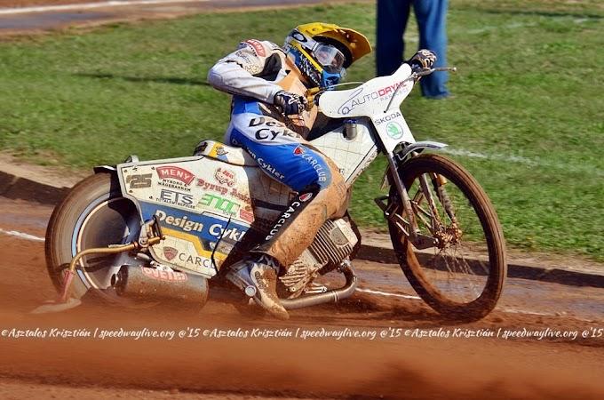 SGP: Peter Kildemand nyerte az 1.fordulót Krskoban!