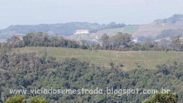 Paisagem Rural em Bento Gonçalves, Serra Gaúcha