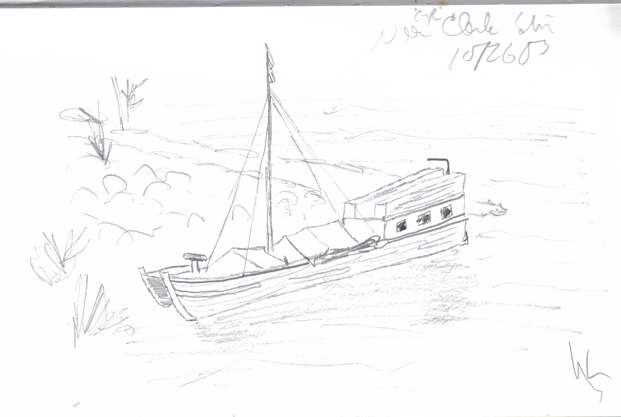 Warrens World Lewis And Clark Drawings