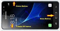 Hard Reset Samsung Galaxy J3 Pro SM-320M/DS