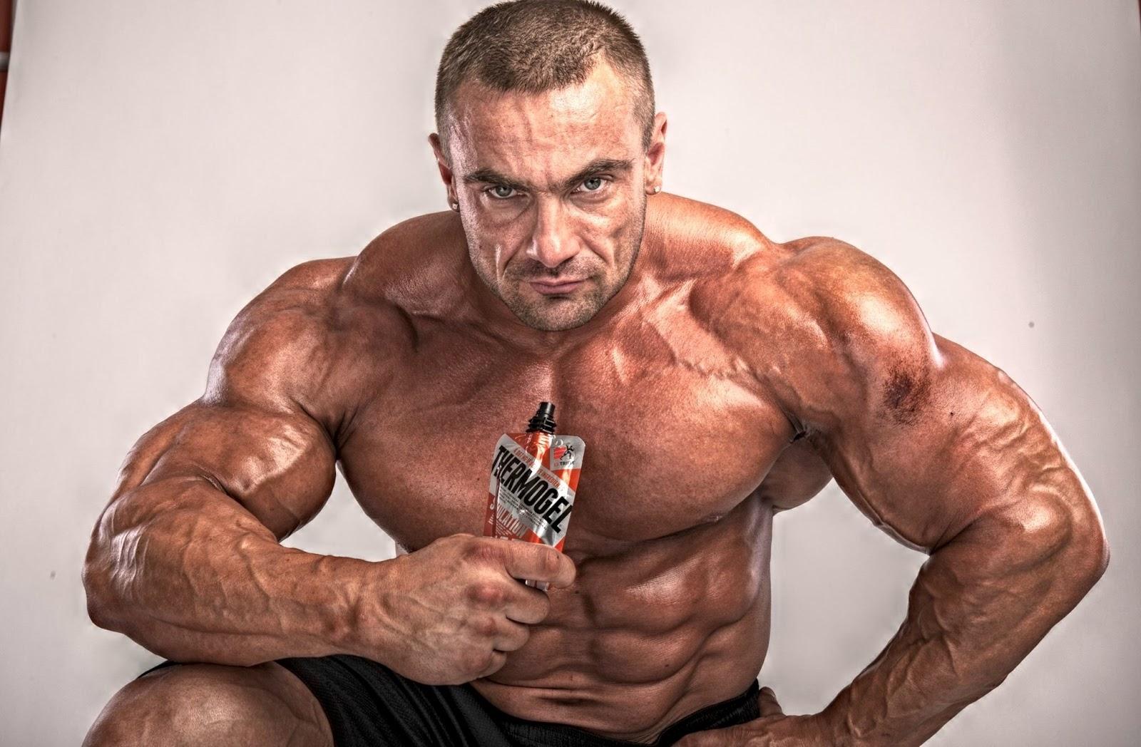 Muscle Ammiratore: IFBB PRO Tomáš Kašpar from Czech Republic