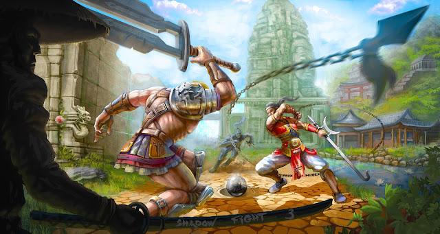 تحميل لعبة القتال Shadow Fight 3 كاملة مهكرة للاندرويد اخر تحديث