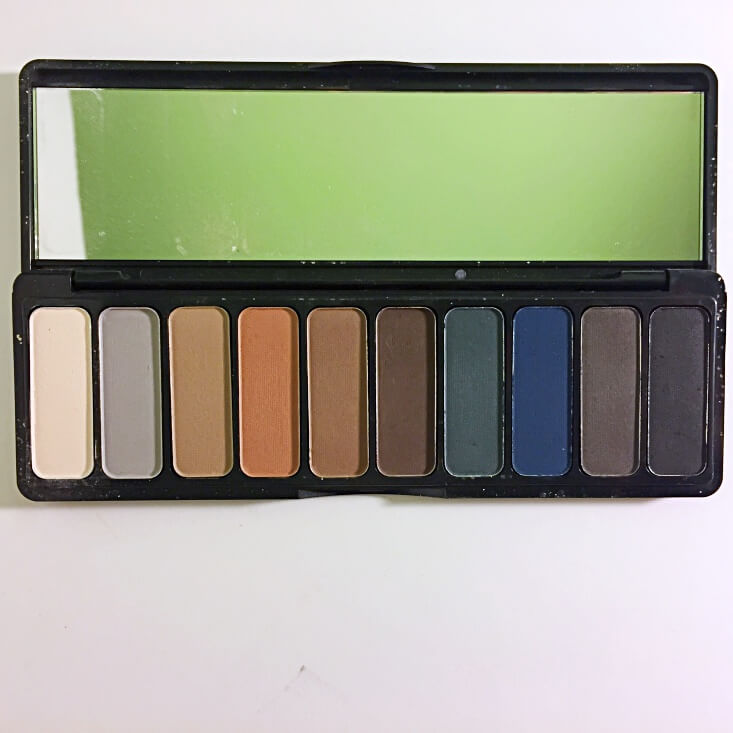e.l.f. Mad for Matte Eyeshadow Palette Holy Smokes