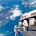 ΔΕΟΣ ΠΑΝΤΟΥ ΕΛΛΑΔΑ!!! Αστροναύτες κρέμασαν τεράστια ελληνική σημαία στον διεθνή διαστημικό σταθμό!!!!