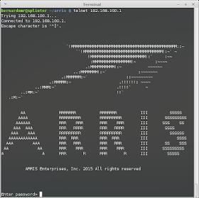 w00tsec: ARRIS Cable Modem has a Backdoor in the Backdoor - Linkis com