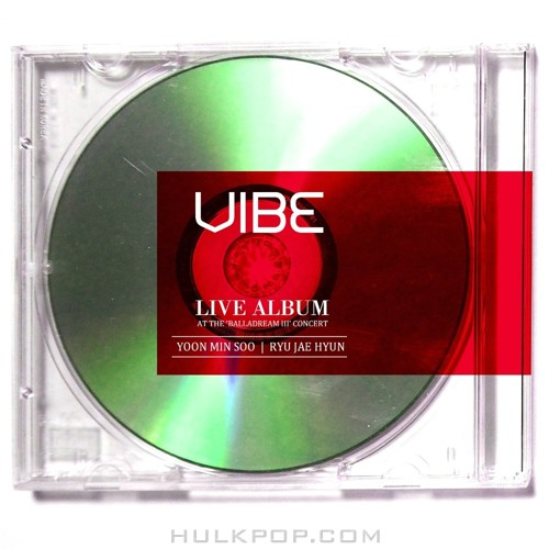 VIBE – VIBE LIVE ALBUM `BALLADREAM III` – EP (FLAC + ITUNES MATCH AAC M4A)