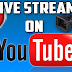 Cara Streaming Langsung di Youtube