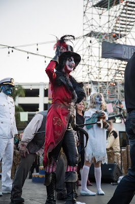 The Queen Mary's #DarkHarbor Unveils the New Anubis Paintball Adventure