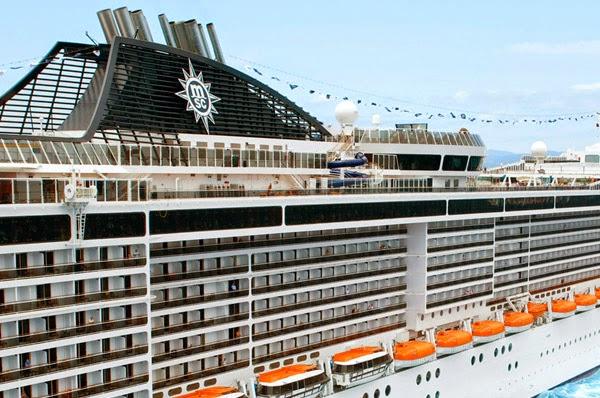 OFERTAS DE CRUCEROS - MSC Cruceros combina cálidos itinerarios con una oferta especial para las fiestas navideñas