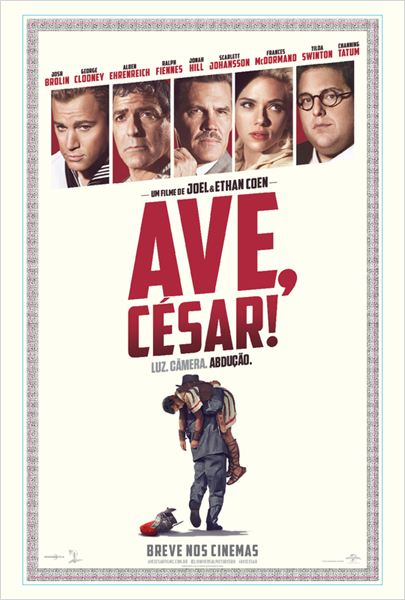 Download Ave, César! Dublado Torrent Grátis