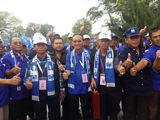 #PRN SARAWAK : Pertembungan 5 Penjuru Di N23 Bukit Semuja