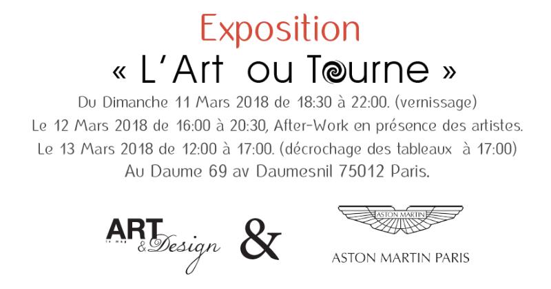 Art&Design l'Art ou Tourne