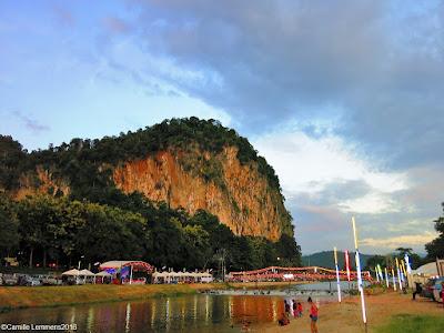 Koh Samui, Thailand daily weather update; 21st August, 2016