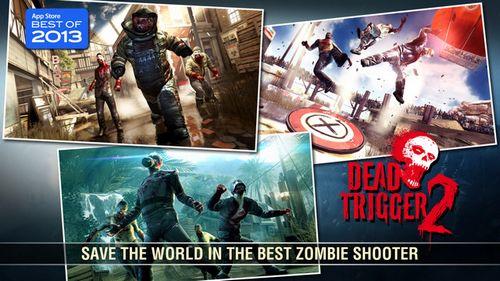 Dead Trigger 2 - Ίσως το καλύτερο δωρεάν FPS παιχνίδι με Ζόμπι