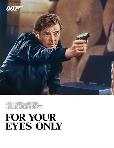 Ver 007: Sólo para tus ojos (1981) Online