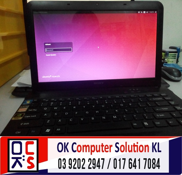 [SOLVED] HINGE PATAH SONY VAIO | REPAIR LAPTOP CHERAS 5