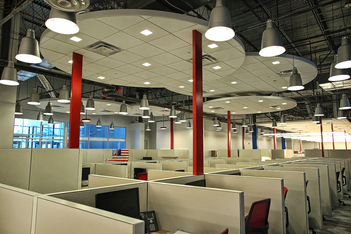 Artie Rawls Photography: General Dynamics New Call Center in