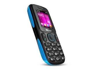 Blu Tank T190 Quadband Unlocked Dual-SIM Phone