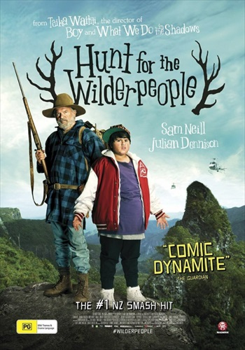 Hunt for the Wilderpeople 2016 English Movie Download
