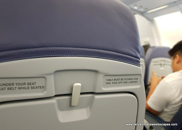 seats in Cebu Pacific