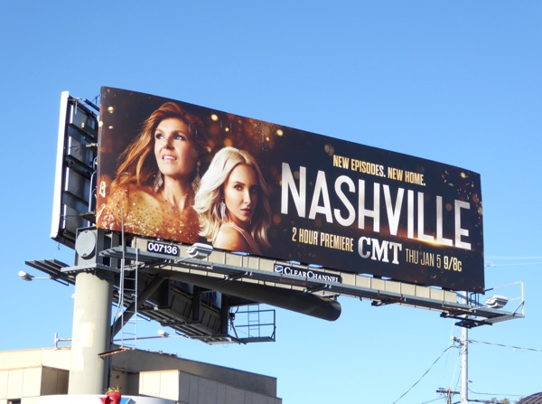 Nashville season 5 billboard